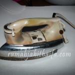 para veteran di rjh (2): setrika Panasonic