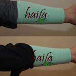 Apakah baju-baju Haifa itu wudhu friendly ?