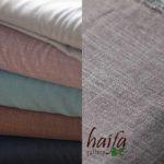 linenlook – bahan baru untuk gamis haifa