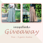 inayalooks – Instagram Giveaway Contest