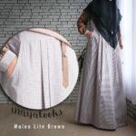 Gamis terbaru Malea Dress Series inayalooks