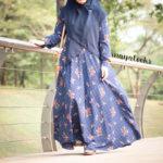 Dress Catelya 3 terbaru dari inayalooks