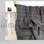 Yarn Dyed teknik celup benang (bahan produk baju inayalooks terbaru)