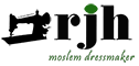 Logo Rumah Jahit Haifa