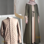 Couple set – Custom size by Haifa Gallery for Raya@2021
